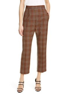 MM6 Maison Margiela Mixed Check Trousers