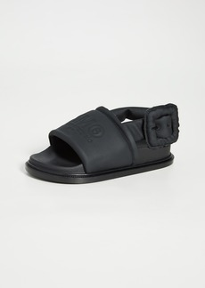 MM6 Maison Margiela Puffy Slides