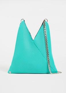 MM6 Maison Margiela Small Net Origami Chain Tote
