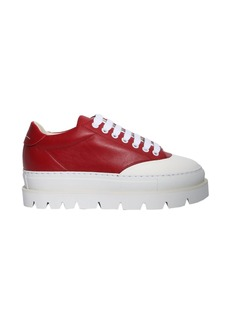 MM6 Maison Margiela Sneakers With Oversize Rubber Sole