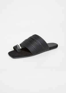 MM6 Maison Margiela Strings Slides