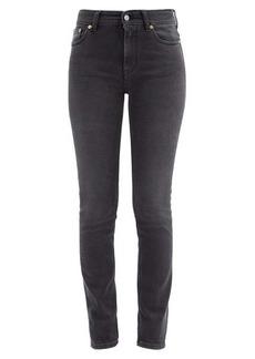MM6 Maison Margiela Topstitched skinny jeans