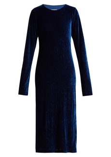 MM6 Maison Margiela Velvet dress