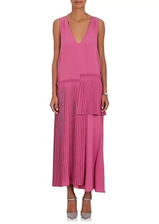 MM6 Maison Margiela Women's Crepe Maxi Dress