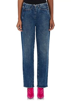 MM6 Maison Margiela Women's Straight Jeans