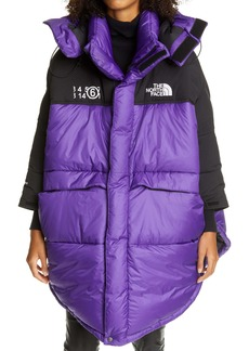 MM6 Maison Margiela x The North Face 700 Fill Power Down Circle Puffer Coat