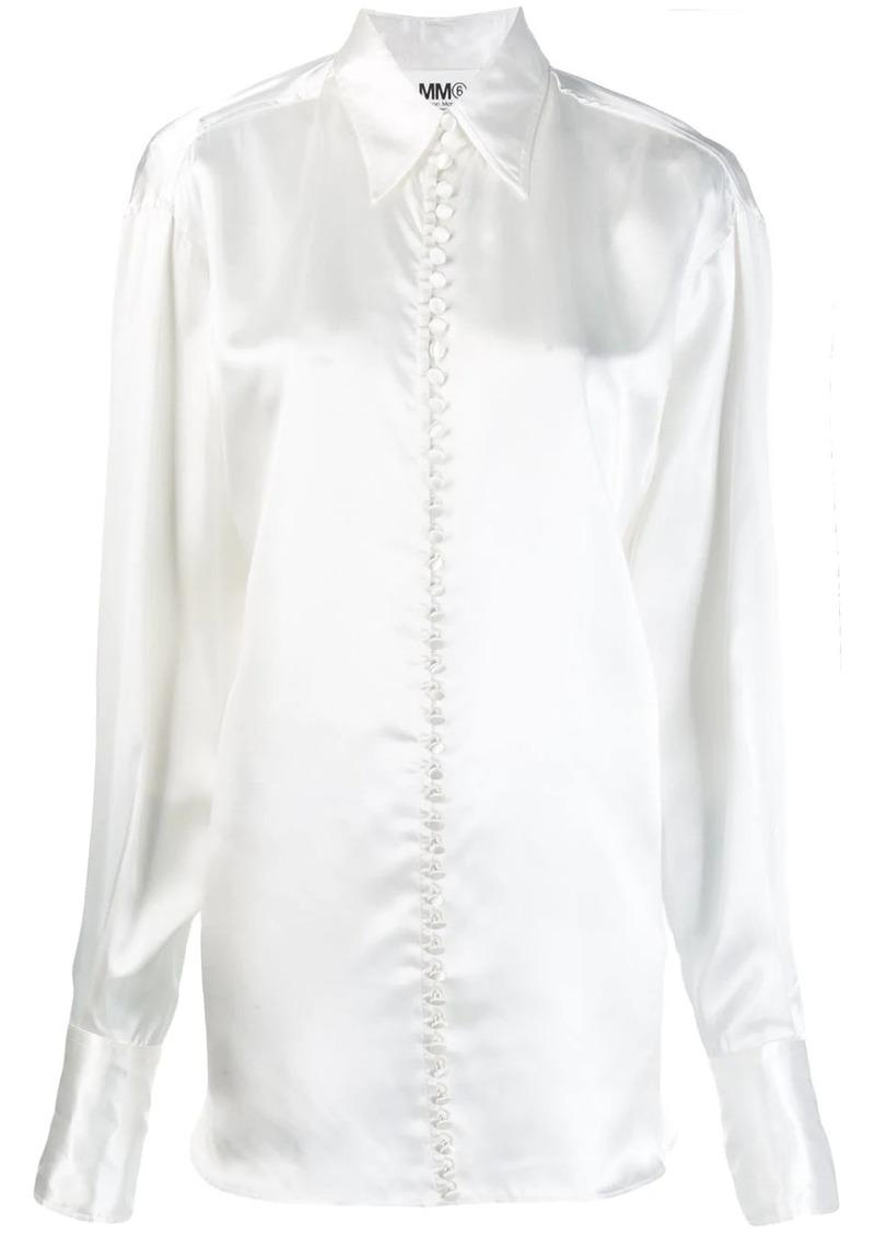 Maison Margiela multi button shirt