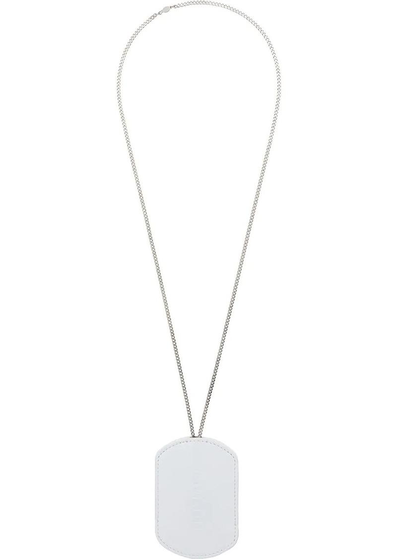 Maison Margiela multi-wear chain necklace