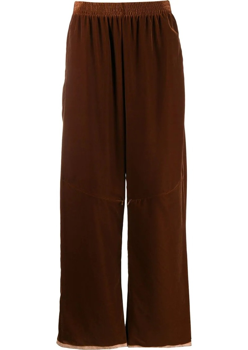 Maison Margiela multi-wear zip track pants