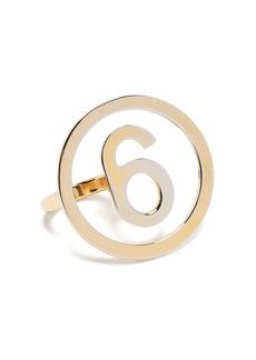 Maison Margiela number logo ring