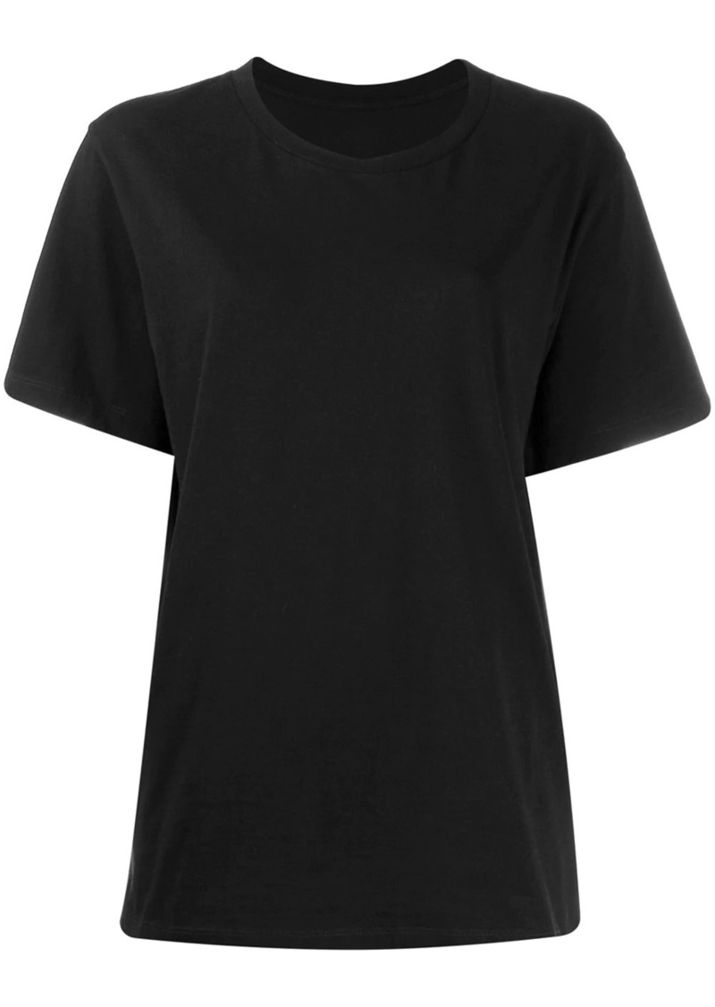 Maison Margiela number print T-shirt