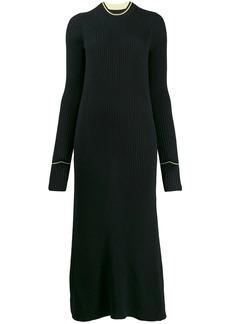 Maison Margiela open-back knitted top