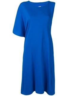 Maison Margiela oversized asymmetric dress
