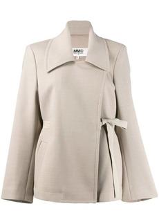 Maison Margiela oversized belted blazer