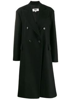 Maison Margiela oversized double breasted coat