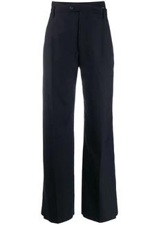 Maison Margiela oversized high-rise trousers