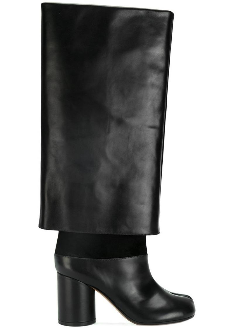 4437226ef39 On Sale today! Maison Margiela oversized long tabi boots
