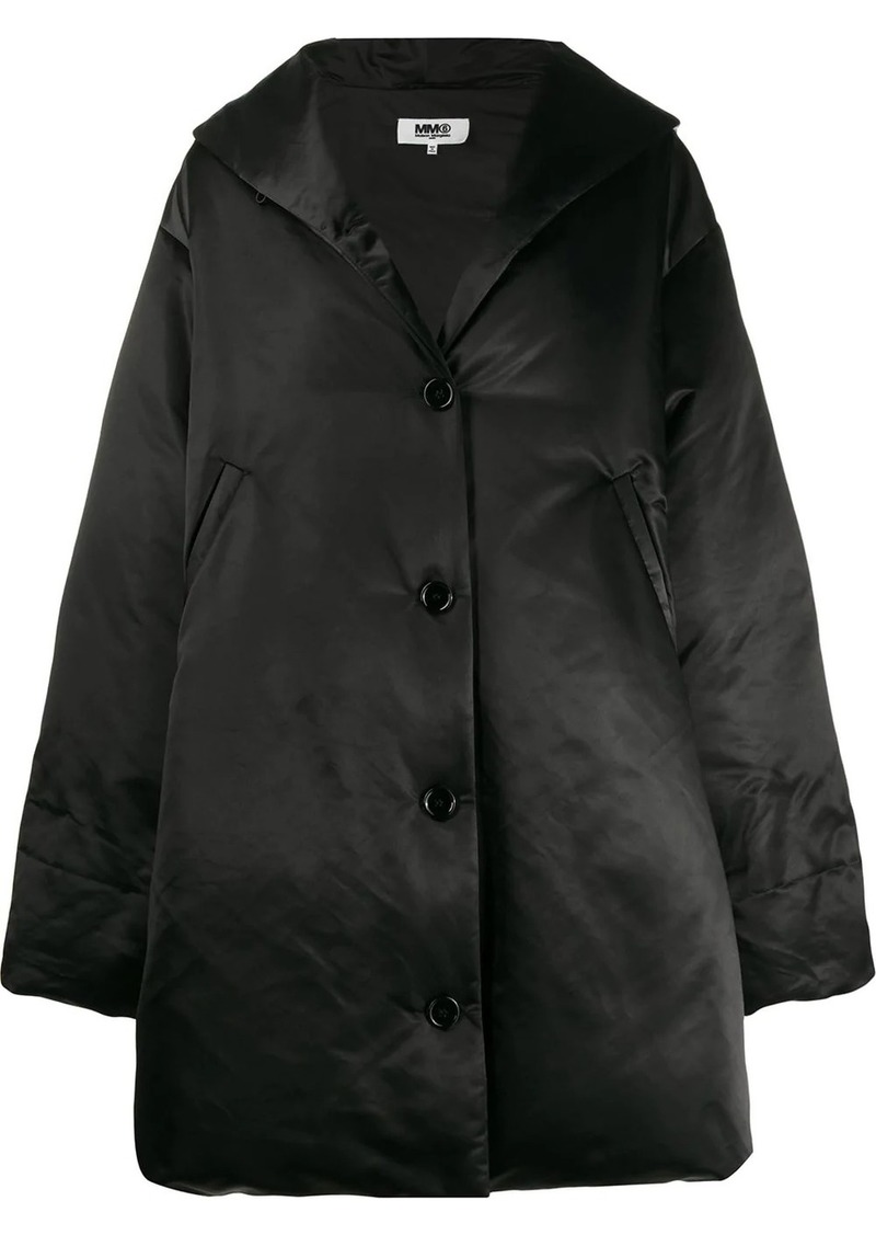 Maison Margiela oversized padded coat