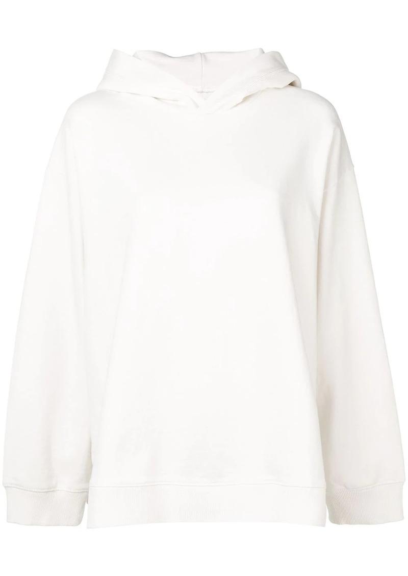 Maison Margiela oversized printed hoodie
