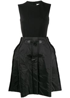 Maison Margiela oversized puffer skirt dress