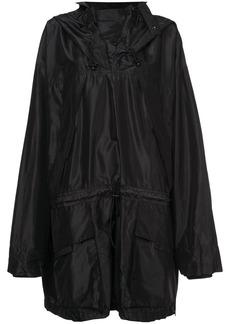 Maison Margiela oversized pullover rain jacket