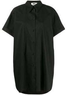 Maison Margiela oversized shirt dress