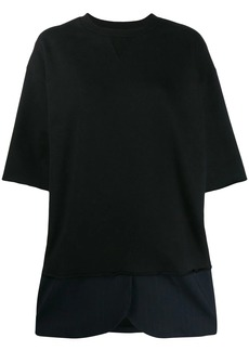 Maison Margiela oversized T-shirt dress