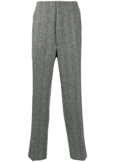 Maison Margiela oversized tailored trousers