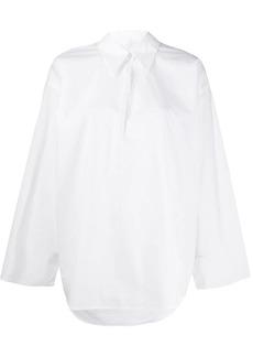 Maison Margiela oversized tunic shirt