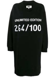 Maison Margiela oversized Unlimited Edition dress