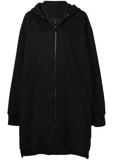 Maison Margiela oversized zipped hoodie