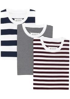 Maison Margiela pack of three T-shirts