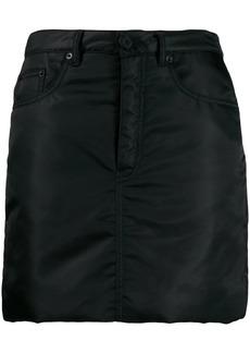 Maison Margiela padded straight skirt