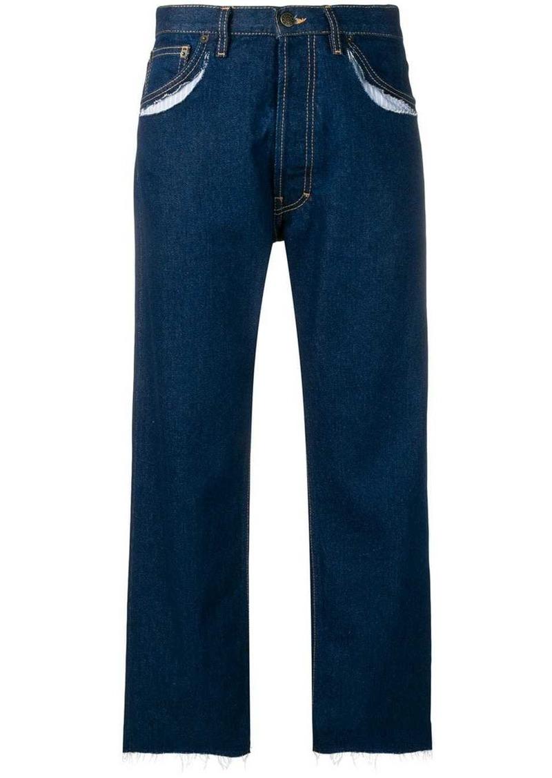 Maison Margiela palazzo jeans