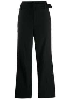 Maison Margiela paperbag tailored trousers