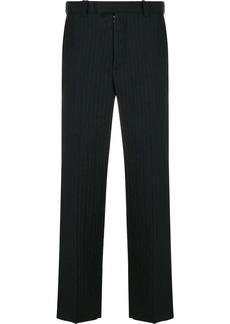 Maison Margiela pinstriped straight-leg trousers