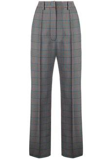 Maison Margiela plaid trousers
