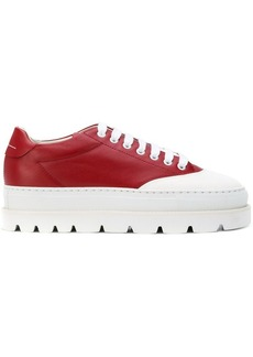 Maison Margiela platform lace-up sneakers