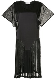 Maison Margiela pleated midi dress