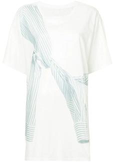 Maison Margiela printed shirt T-shirt