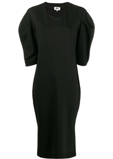 Maison Margiela puff-sleeve dress