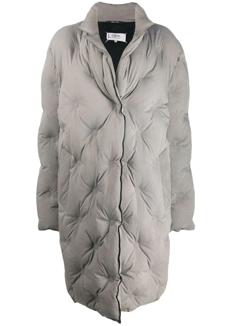 Maison Margiela quilted padded coat