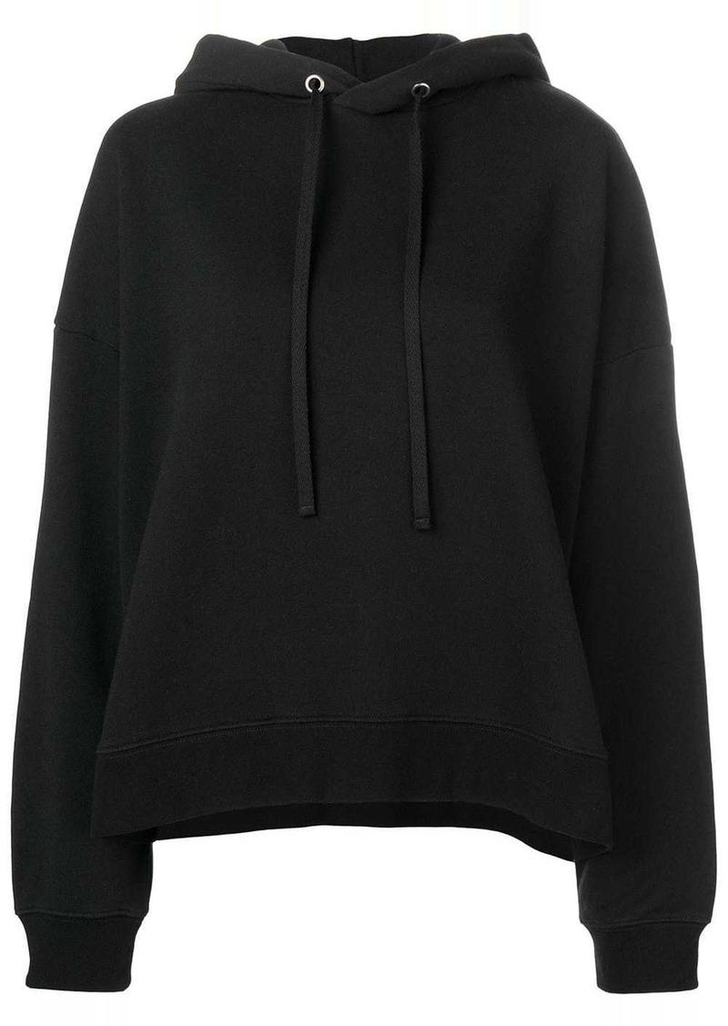 Maison Margiela rear print hoodie