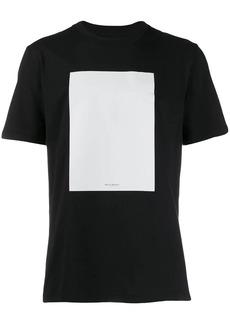 Maison Margiela rectangle print T-shirt