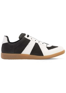Maison Margiela Replica Hand-painted Low Top Sneakers