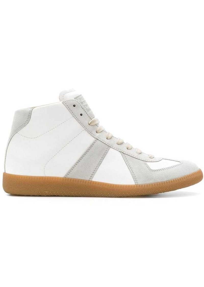 Maison Margiela Replica hi-top sneakers