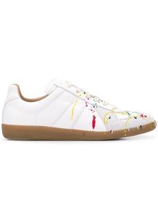 Maison Margiela Replica Paint low-top sneakers