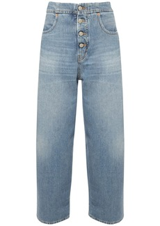 Maison Margiela Rianna Cotton Denim Jeans