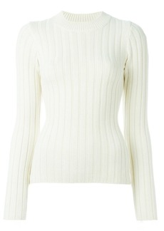 Maison Margiela ribbed jumper