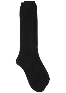 Maison Margiela ribbed socks